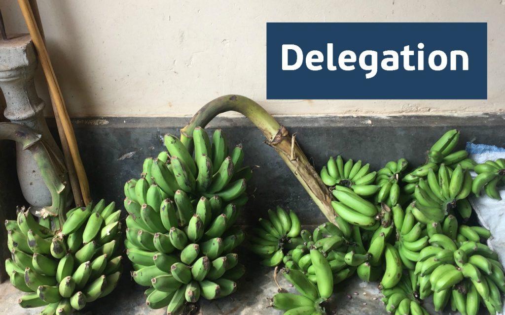 Matoke Delegation